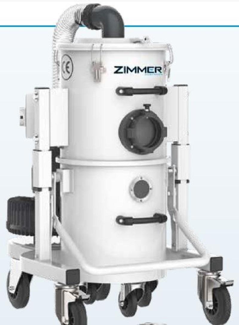 ZIMMER Industriestaubsauger