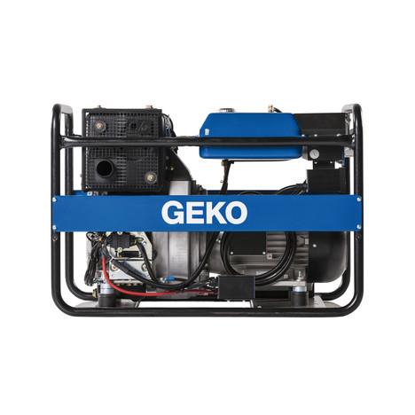 GEKO 10010 ED-S/ZEDA Stromerzeuger - Elektrostart - HATZ Leistung 3~ 9800 VA / 1~ 6000 VA IP54 - Tankinhalt 20L