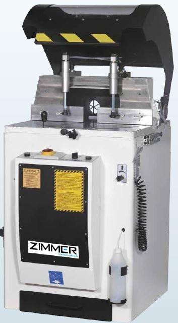 ZIMMER CUT 502 SX Unterflursägemaschine - Halbautomatisch Blattdurchmesser 500 mm