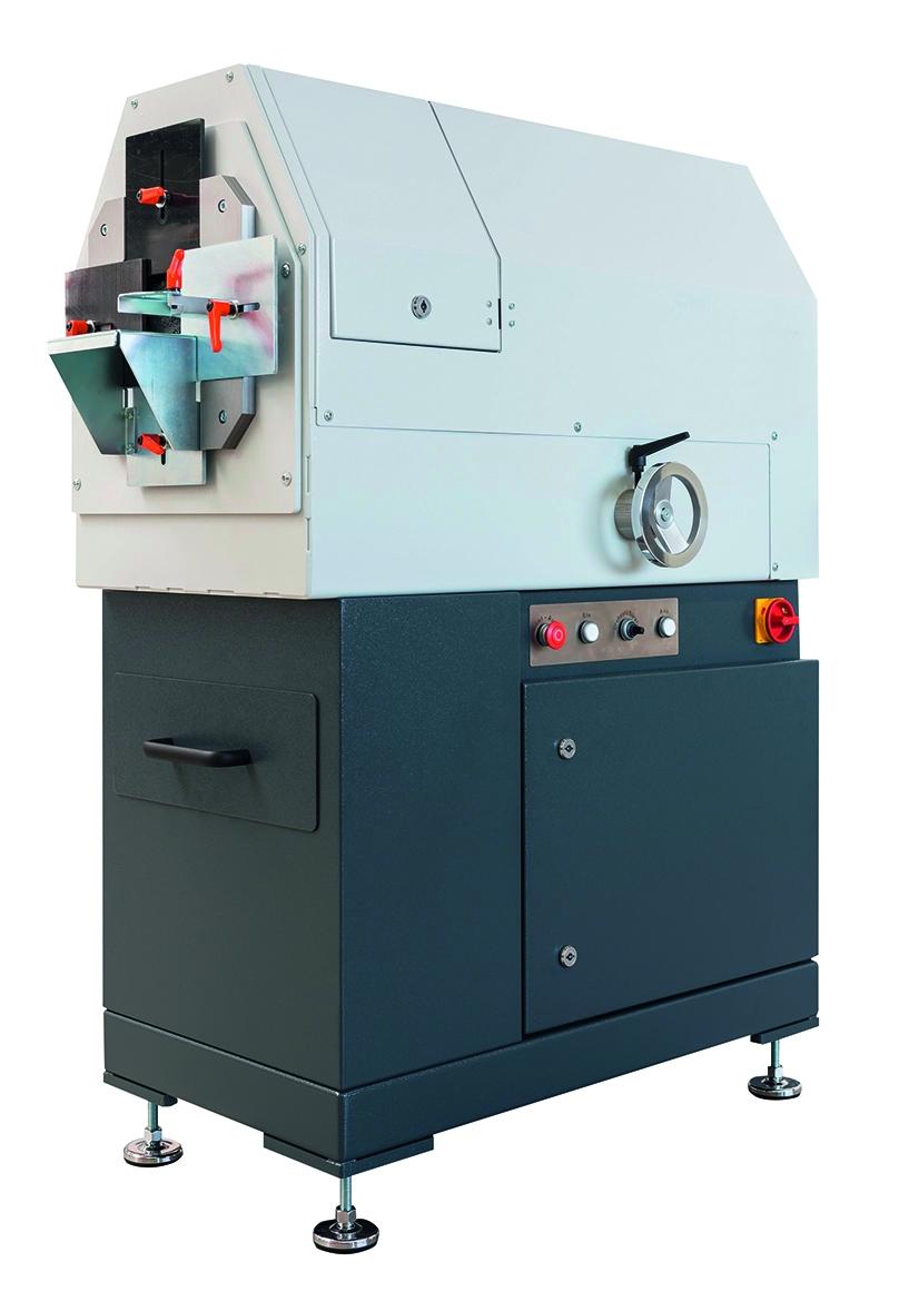 Bürstenentgratmaschine GratMaxx BIG bis Durchmesser 150 mm