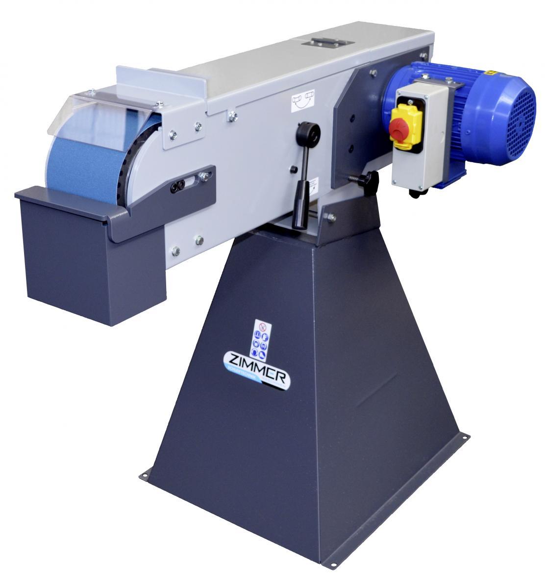ZIMMER Dynamik 150/1/3 Bandschleifmaschine