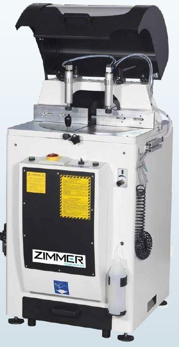 ZIMMER CUT 452 SX Unterflursägemaschine - Halbautomatisch Blattdurchmesser 450 mm