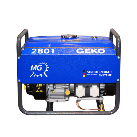 .GEKO 2801 E-A/SHBA Stromerzeuger - Handstart - Briggs & Straton - Leistung 1~ 2500VA - IP54