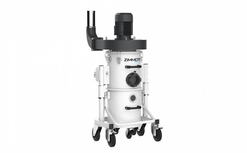 ZIMMER Industrieabsauganlage Spänemaxx 38 - ATEX