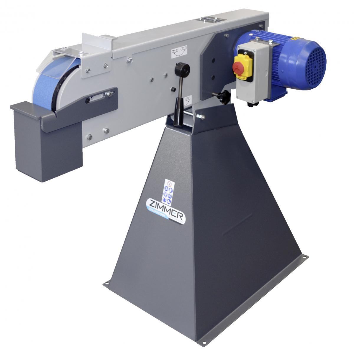 ZIMMER Dynamik 75/1/3 Bandschleifmaschine
