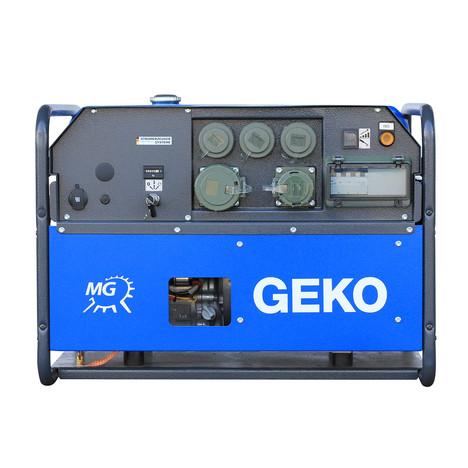 GEKO 7401 ED-AA/HHBA PS Stromerzeuger - Handstart - Honda Motor Leistung 3~ 6500 VA/ 1~ 3600 VA IP54 - Tankinhalt 19L - STAGE V