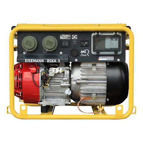 EISEMANN DIN Stromerzeuger BSKA 3V nach DIN 14685-2