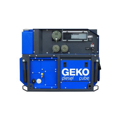 GEKO 6000 ED-AA/REDA RSS cube Stromerzeuger - Elektrostart - Stage V - Diesel