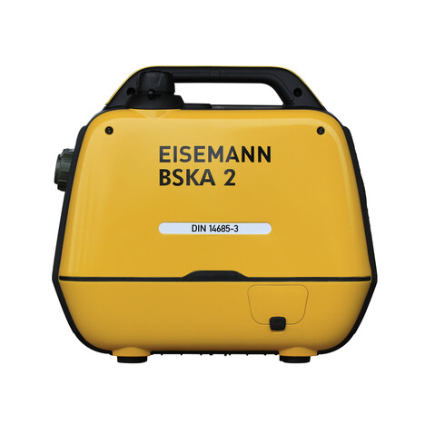 EISEMANN DIN Stromerzeuger BSKA 2V RSS nach aktueller DIN 14685-3