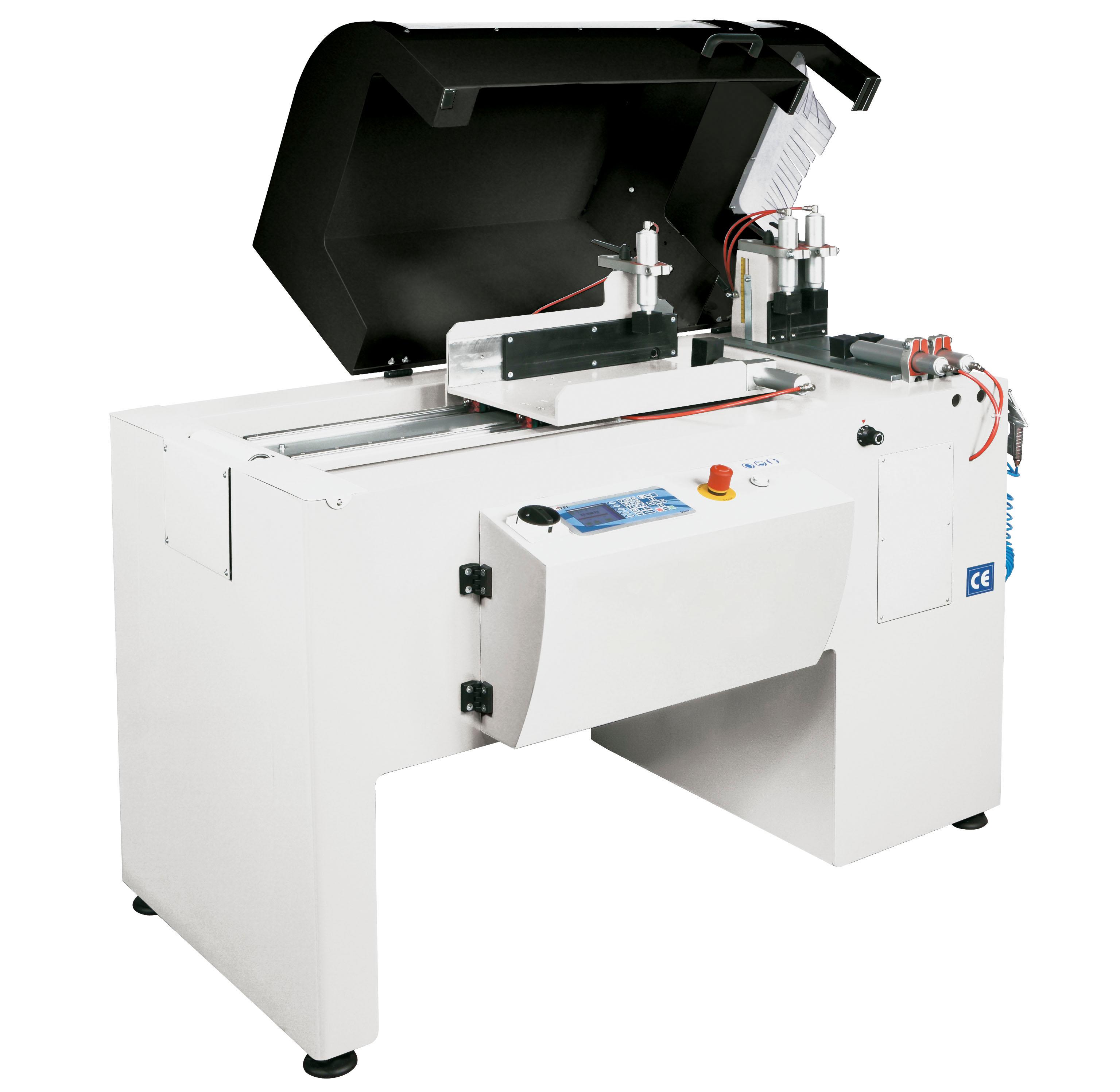 ZIMMER Unterflursägevollautomat CUT450CNC für Aluminium