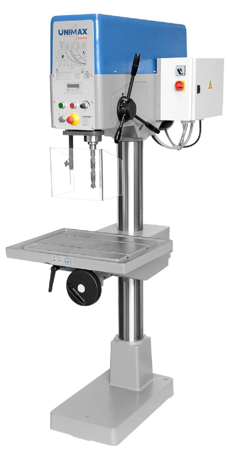 MAXION Säulenbohrmaschine UNIMAX 4 Basic Plus