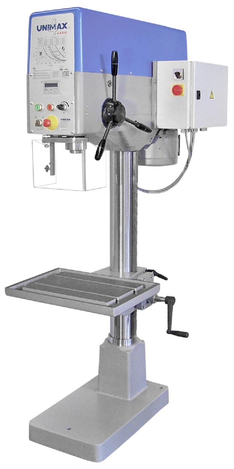 MAXION Säulenbohrmaschine UNIMAX 4 Basic