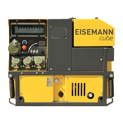 EISEMANN DIN Stromerzeuger BSKA 9 E RSS cube nach DIN14685-1