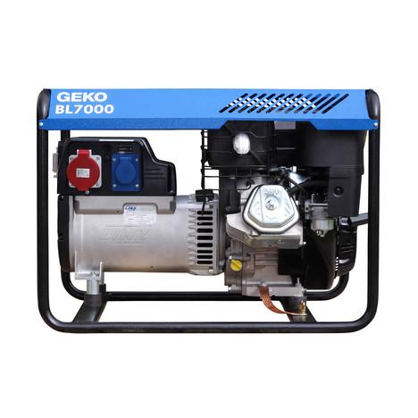 GEKO BL7000 ED-S/SHBA Stromerzeuger - Handstart - Briggs&Straton Leistung 3~ 7500 VA IP23 - Tankinhalt 6,6L