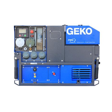GEKO 17000 ED-P/SEBA RSS cube PMG efi Stromerzeuger - Elektrostart - Briggs & Straton Leistung 3~ 14100VA/1~5900VA IP54 - Tankinhalt 19,5L