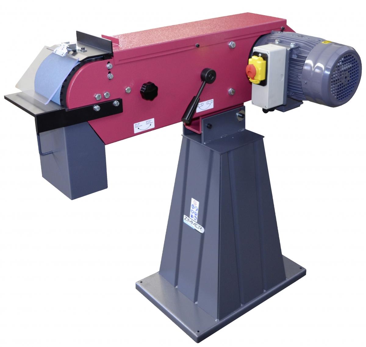 ZIMMER Panther 150/1/3 Bandschleifmaschine