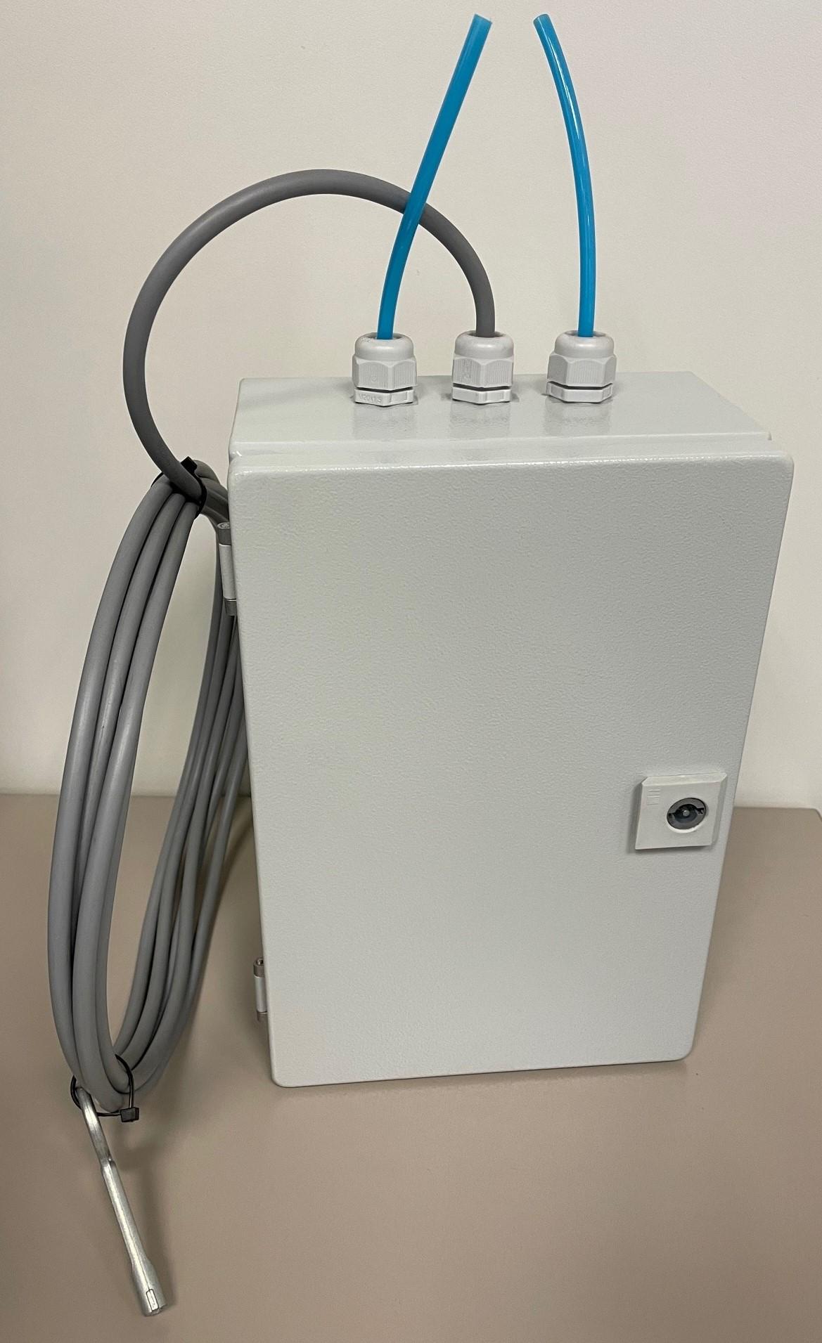Elektropneumatischer Armrückzug (Freistellhub 10mm) für Heavy A