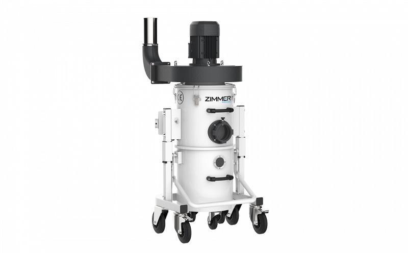 ZIMMER Industrieabsauganlage Spänemaxx 38